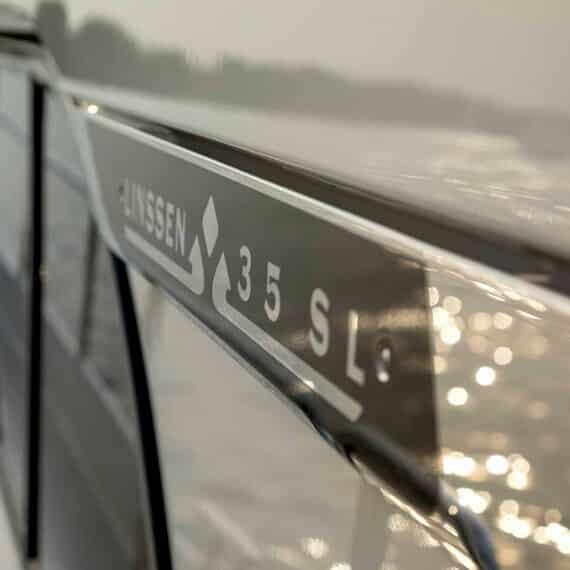 motorjacht Linssen 35 SL AC linsen 35