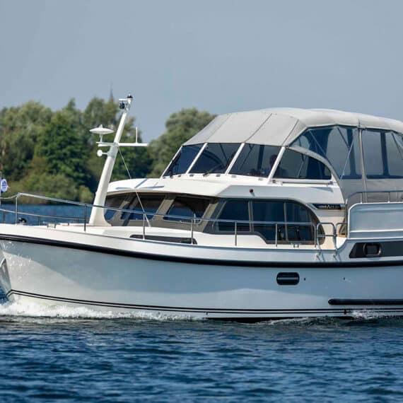 motorjacht Linssen 35 SL AC motoryacht